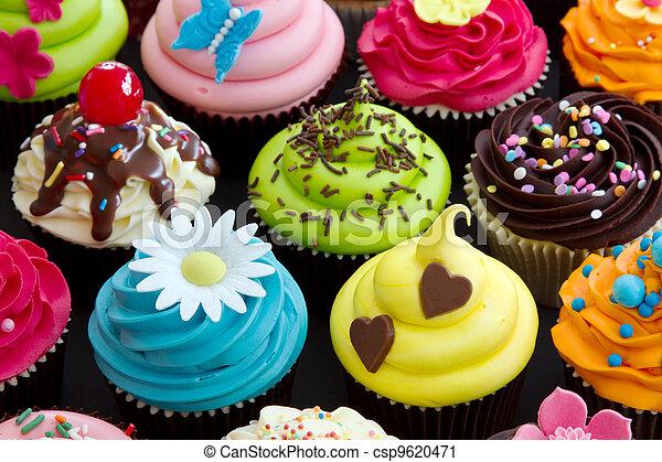 Cupcakes - csp9620471