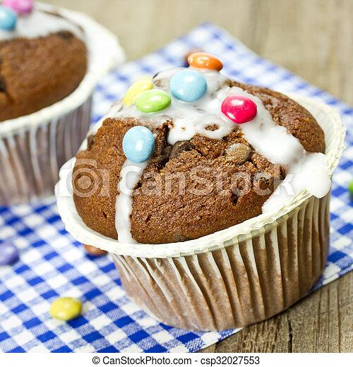 cupcakes - csp32027553