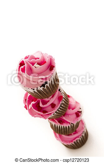 Cupcakes - csp12720123