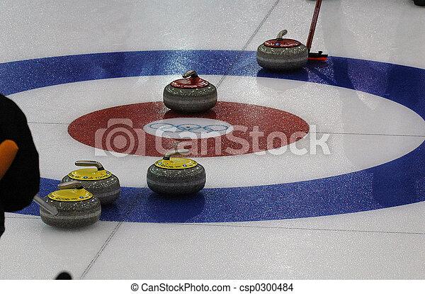Curling - csp0300484