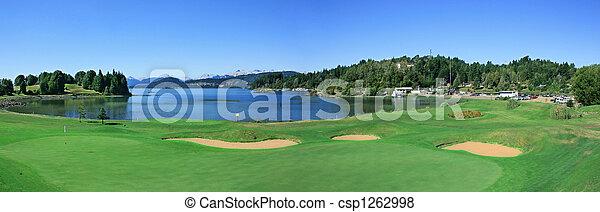 Campo de golf - csp1262998