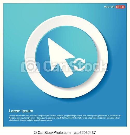 Cursor Icon - csp62062487