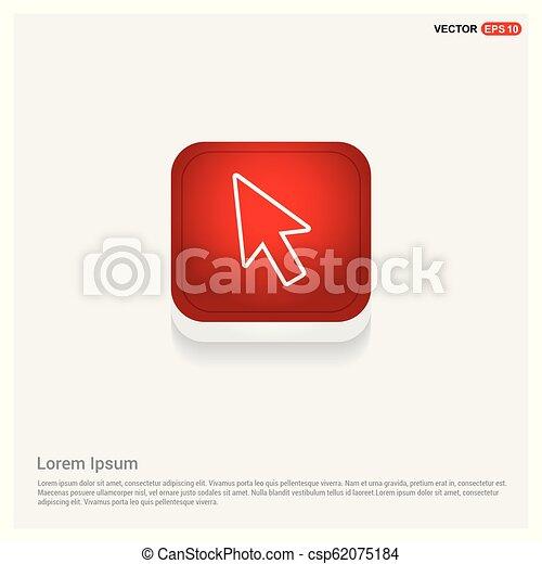 Cursor Icon - csp62075184