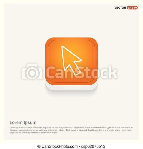 Cursor Icon - csp62075513