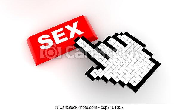 Cursor sex - csp7101857