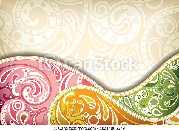 Curve Abstract - csp14005579