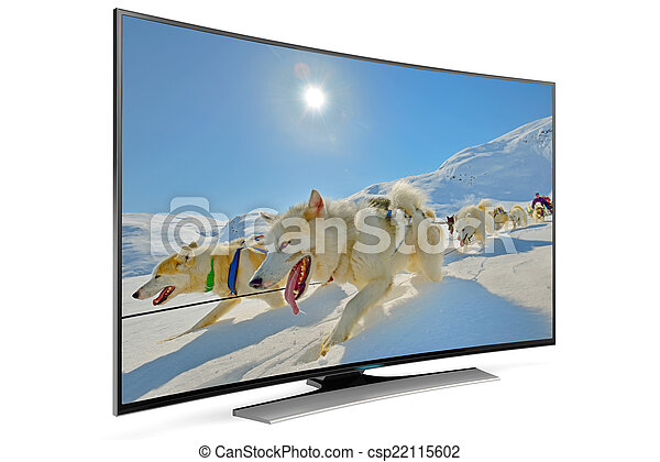 curve smart tv - csp22115602