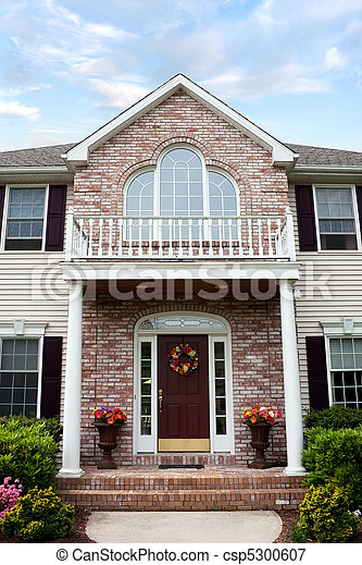 Custom Built Home - csp5300607