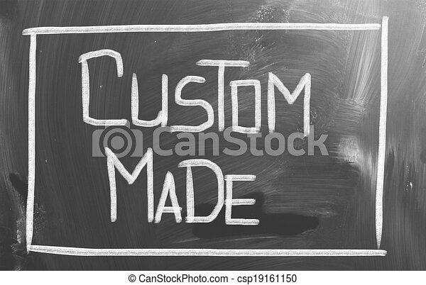 Custom Made Concept - csp19161150
