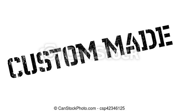 Custom made stamp csp42346125
