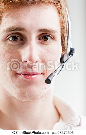 customer care guy at your service