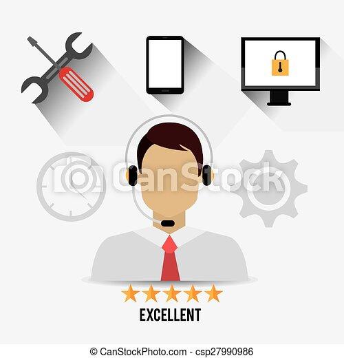 Customer design. - csp27990986