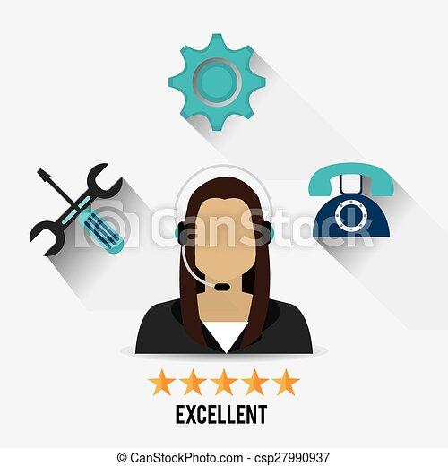 Customer design. - csp27990937