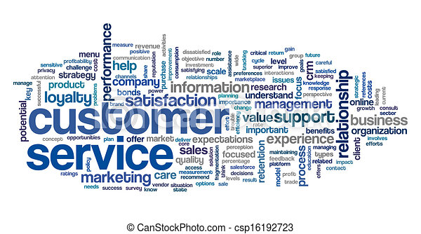 another word for customer relations
