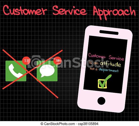 Customer Service - csp38105894