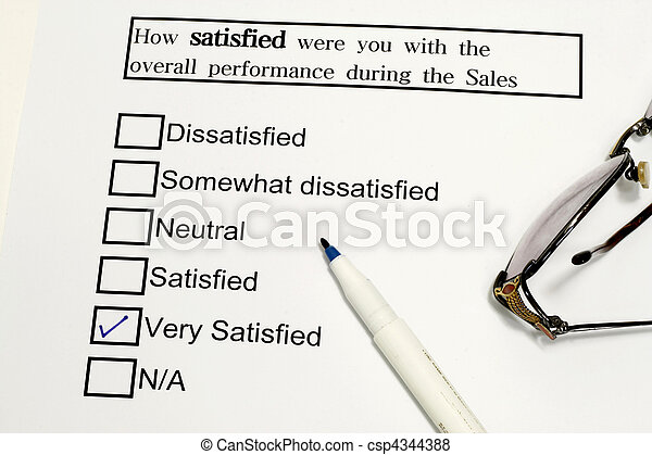 Customer Service Feedback Form With Blue Tick On Very  Pictures