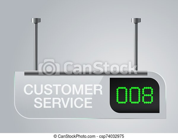 Customer Service - csp74032975