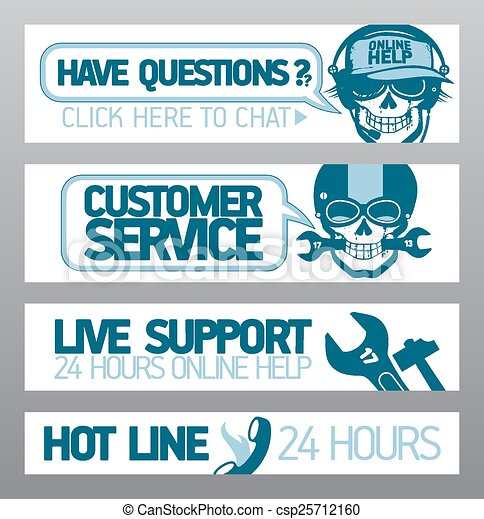 Customer service support - csp25712160