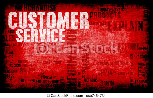 Customer Support - csp7464734