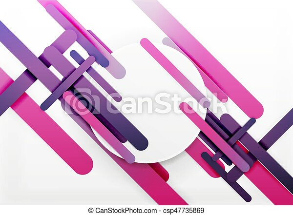 Vector Drawing Straight Lines : Cut d paper color straight lines abstract background clip