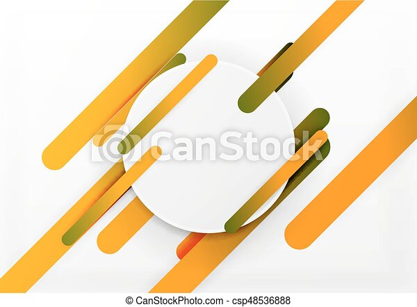 Vector Drawing Straight Lines : Cut d paper color straight lines abstract background