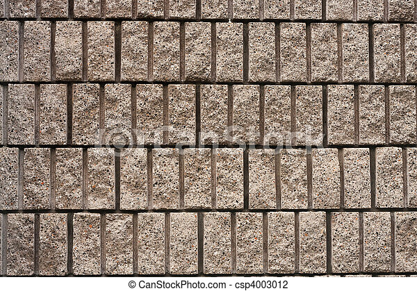 Cut Block Wall Staggered Joints - csp4003012