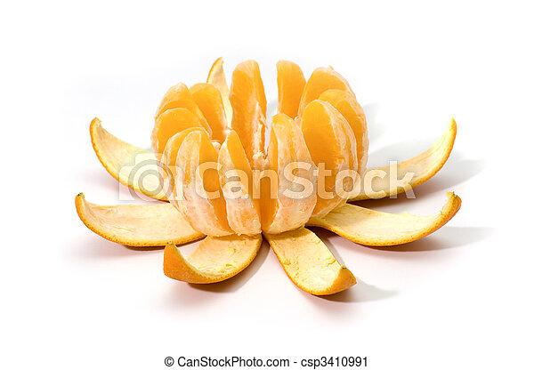 cut orange - csp3410991