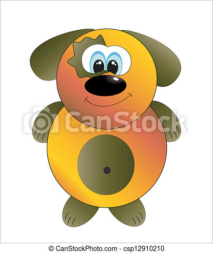 Cute animals. vector illustration - csp12910210