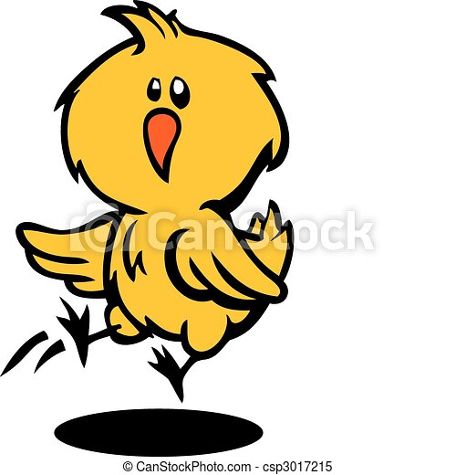 cute baby chick cute cartoon of a baby chick clipart vector rh canstockphoto com baby chicken clipart clipart baby girl pictures
