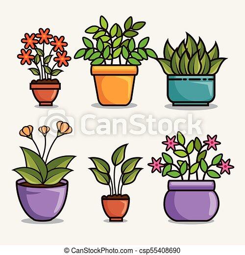 Cute Plants Clipart – Home Renovation Decors
