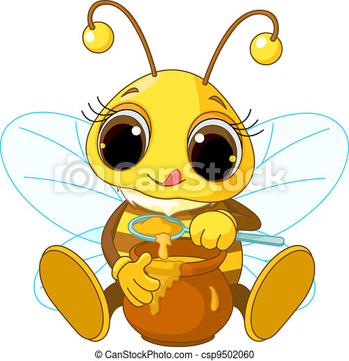 honey bee clip art and stock illustrations 16 643 honey bee eps rh canstockphoto com