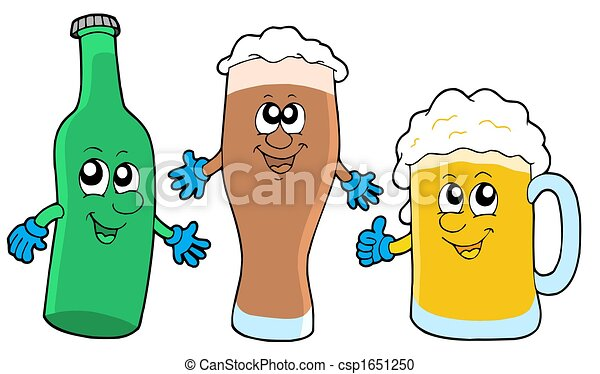 Cute beer collection - csp1651250