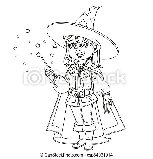 🎨 🎨 Magician Free Printable Coloring Pages For Girls And Boys | 470x450