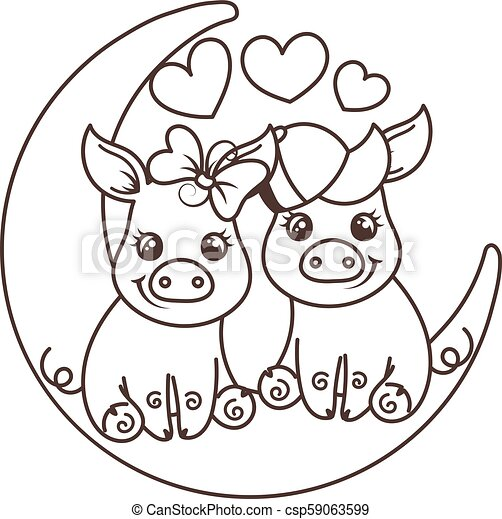 baby guinea pigs coloring pages – littapes.com | 468x450