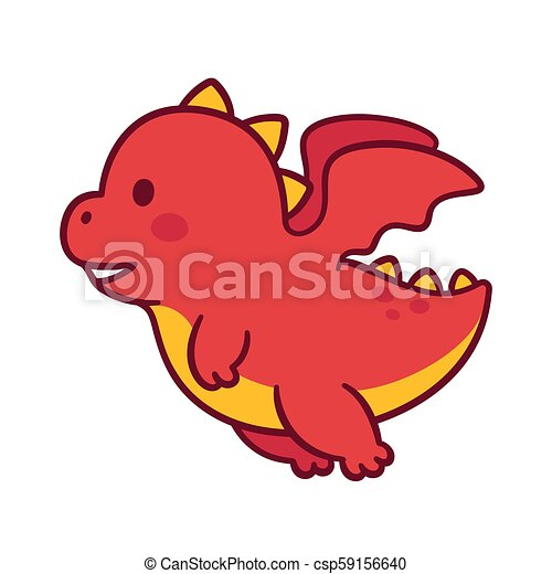 cute cartoon dragon cute cartoon flying baby dragon funny little