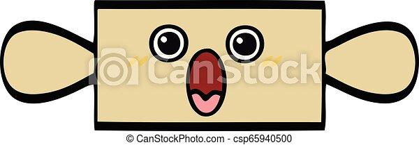 cute cartoon rolling pin - csp65940500
