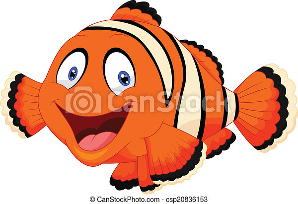 clown fish vector clipart royalty free 1 376 clown fish clip art rh canstockphoto com cute clownfish clipart