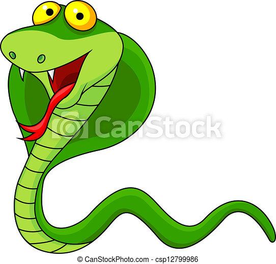 vector illustration of cute cobra cartoon vector search clip art rh canstockphoto com cobra image clipart cobra head clipart