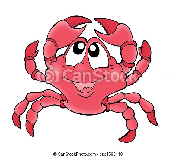 Cute crab - csp1598410