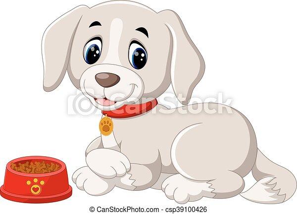 cute dog - csp39100426