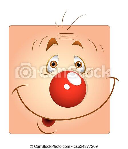 Cute Happy Joker Face Smiley Funny Naughty Joker Happy Box Smiley
