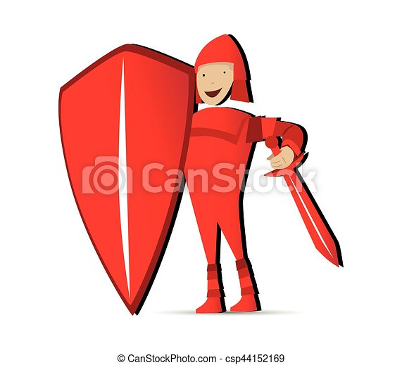 cute knight mascot design clip art vector search drawings and rh canstockphoto com knights clip art free free clipart knight in armor