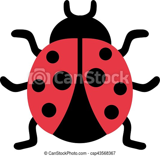 cute ladybug clip art vector search drawings and graphics images rh canstockphoto ca cute ladybug clip art free cute ladybug clipart free