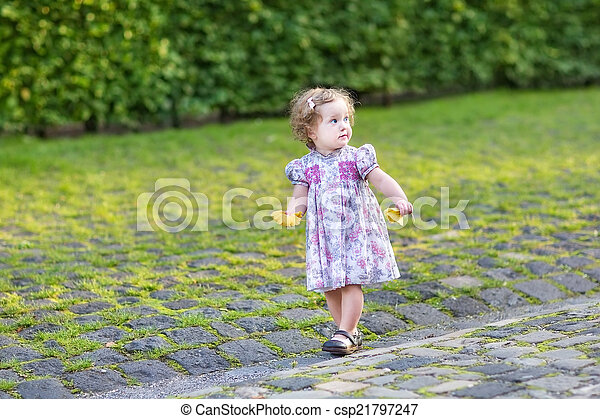 cute-little-baby-girl-walking-in-the-stock-photo_csp21797247 How to Attract Asian Women Looking For Marital relationship