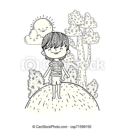 Free Sun Cartoon Black And White, Download Free Clip Art, Free Clip Art on  Clipart Library