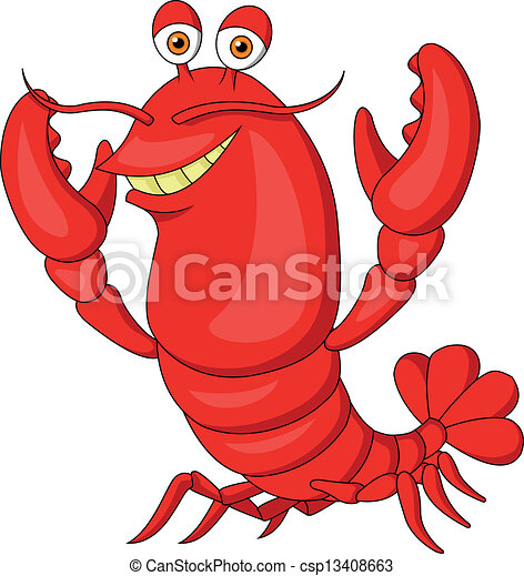lobster illustrations and clip art 5 861 lobster royalty free rh canstockphoto com lobster clipart images free clipart lobster free