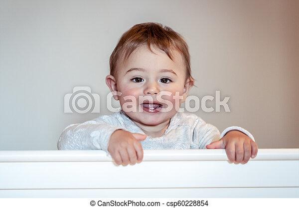 cute, menino - csp60228854