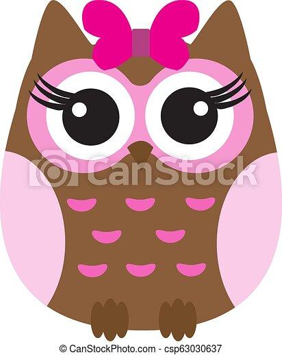 Cute Owl Vector Cute Owl