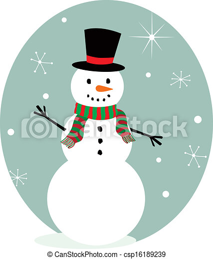 The Best Snowman Clipart Cute