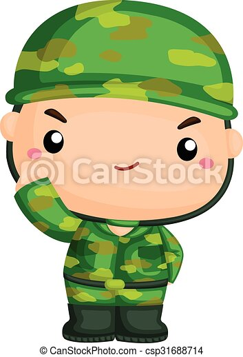 cute soldier vector clip art search illustration drawings and rh canstockphoto co uk clipart soldier saluting clip art soldiers in bearskins